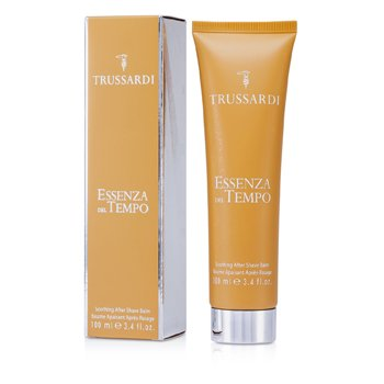 Trussardi Essenza Del Tempo Soothing After Shave Balm  100ml/3.4oz