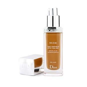 Diorskin Nude Natural Glow Hydrating Makeup SPF 10 - # 051 Dark Sand