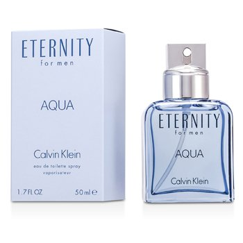 Calvin Klein Eternity Aqua Eau De Toilette Spray 50ml/1.7oz