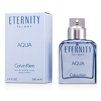 Calvin Klein Eternity Aqua EDT Spray 100ml/3.4oz  men