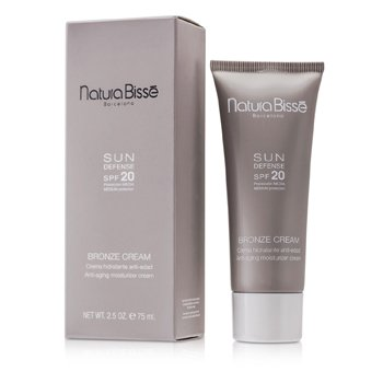 Natura BisseSun Defense Bronze Cream SPF 20 75ml/2.5oz