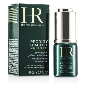 Helena Rubinstein Prodigy Powercell Night Shot Youth Grafter The Night seerumi  20ml/0.7oz