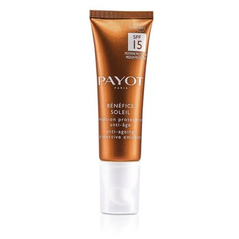 PayotBenefice Soleil Prote��o contra o envelhecimento Emulsion SPF 15 UVA/UVB 50ml/1.6oz