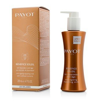 PayotBenefice Soleil Anti-Aging Repairing Milk (For Face & Body) 200ml/6.7oz