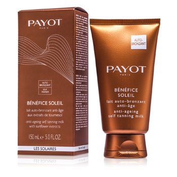PayotBenefice Soleil Anti-Aging Self Tanning Milk (For Face & Body) 150ml/5oz
