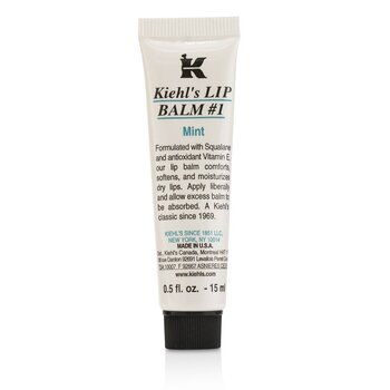 Kiehl'sB�lsamo Labial #1 - Mint 15ml/0.5oz