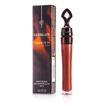 GuerlainB�yszczyk Terracotta Gloss Moisturiding Sun Shimmer Gloss SPF 155ml/0.17oz
