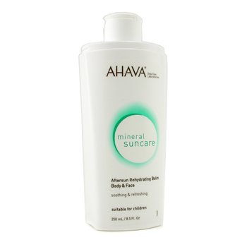 Ahava Aftersun Rehydrating Balm For Body & Face (Unboxed) 250ml/8.5oz