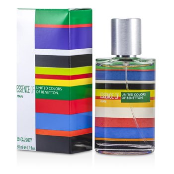 Benetton Benetton Essence Eau De Toilette Spray 50ml/1.7oz