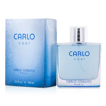 Carlo Corinto Cool Eau De Toilette Spray  100ml/3.3oz