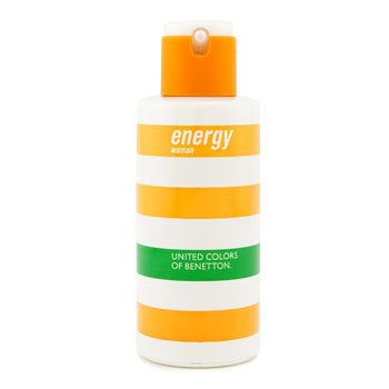 Benetton Energy Eau De Toilette Spray  100ml/3.3oz