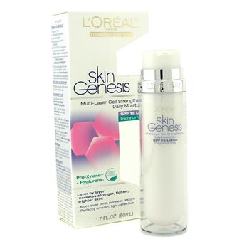 L`Oreal Dermo-Expertise Skin Genesis SPF 15 Lotion (Fragrance Free) 50ml/1.7oz