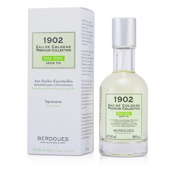 Berdoues Green Tea Eau De Cologne Spray 100ml/3.3oz