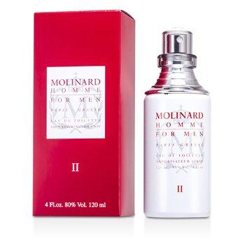 Molinard Homme II Eau De Toilette Spray  120ml/4oz