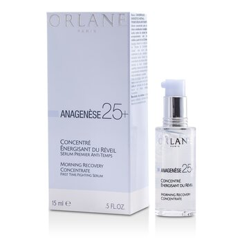 OrlaneAnagenese 25+ Morning Recovery Concentrate First Time-Fighting Serum 15ml/0.5oz