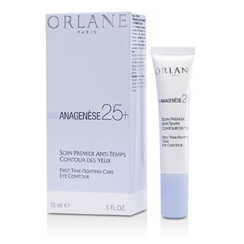 OrlaneAnagenese 25+ First Time-Fighting Tratamento p/ Olhos Contour 15ml/0.5oz