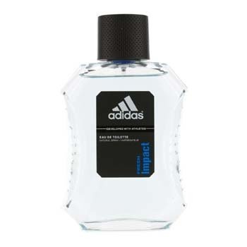 Adidas Fresh Impact Eau De Toilette Spray  100ml/3.4oz