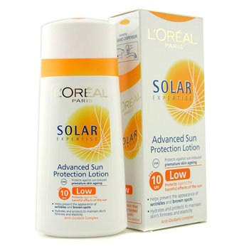 L`Oreal L`Oreal Solar Expertise Advanced Sun Protection Lotion SPF 10 150ml/5oz