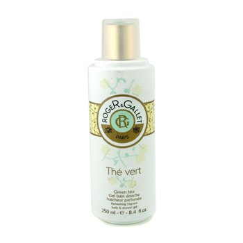 Roger & Gallet Green Tea (The Vert) Refreshing Fragrant Bath & Shower Gel  250ml/8.4oz