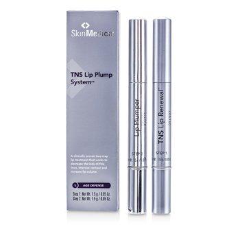 Skin MedicaTNS Sistema Llenador de Labios: Renovador Labial 1.5g/0.05oz + Llenador de Labios 1.5g/0.05oz 2pcs