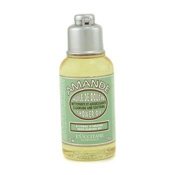 L'Occitane�leo de amendoa Almond Shower Oil ( Tamanho viagem ) 75ml/2.5oz