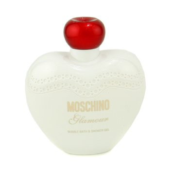 MoschinoGlamour Bubble Gel de Ba�o y Ducha 200ml/6.7oz