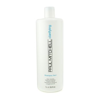 Paul Mitchell Clarifying Shampoo Two (Deep Cleaning)  1000ml/33.8oz