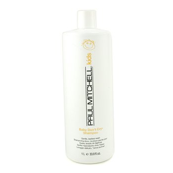 Paul Mitchell Baby Don't Cry Champ� ( Gentle, Tearless Wash )  1000ml/33.8oz