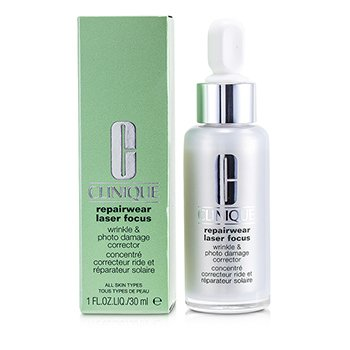 Clinique Repairwear Laser Focus Wrinkle & UV Damage Corrector  30ml/1oz