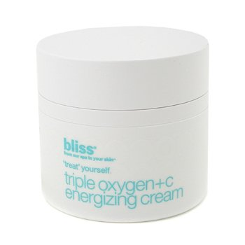 BlissTriple Oxygen+C Energizing Cream 50ml/1.7oz