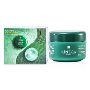 Rene FurtererCurbicia Purifying Clay Champ� ( Cuero Cabelludo Graso ) 200ml/7.13oz