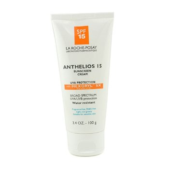La Roche Posay Anthelios 15 Sunscreen Cream (Water Resistant)  100g/3.4oz
