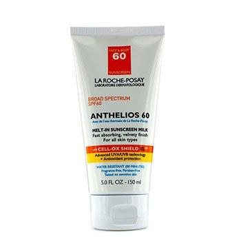 La Roche PosayAnthelios 60 Leche Protectora Solar ( Cuerpo y Rostro ) 150ml/5oz