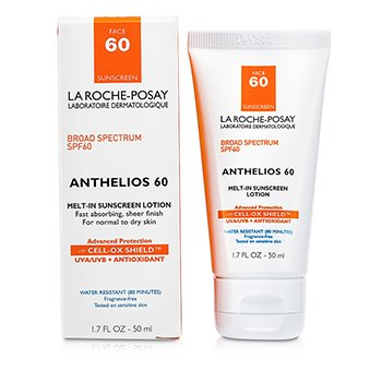La Roche Posay Anthelios 60 Melt-In Sunscreen Lotion  50ml/1.7oz
