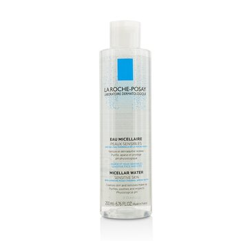 La Roche PosayPhysiological Micellar Solution (Sensitive Skin) 200ml/6.76oz