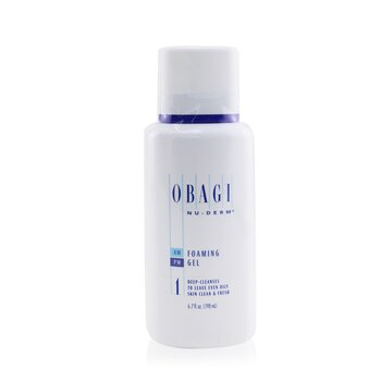 ObagiNu Derm Foaming Gel 200ml/6.7oz