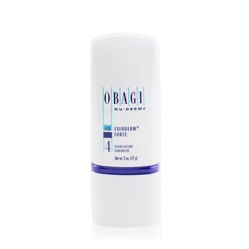 ObagiNu Derm Exfoderm Forte Exfoliation Enhancer 57ml/2oz