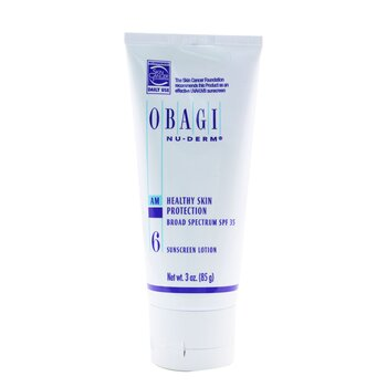 ObagiNu Derm Healthy Skin Protection SPF 35 85g/3oz