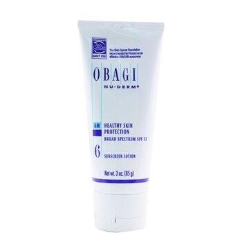 ObagiProtetor Nu Derm Healthy Skin SPF 35 85g/3oz