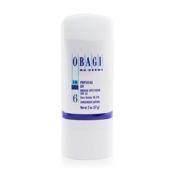 ObagiNu Derm Physical UV Block SPF 32 57ml 2oz