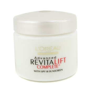 L`Oreal Dermo-Expertise Advanced RevitaLift Complete SPF 18 (Unboxed) 96g/3.4oz
