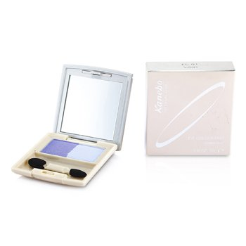 Kanebo Color de Ojos Duo - # EC01 Violet  3g/0.1oz