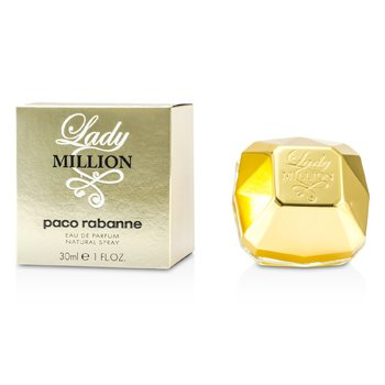 Paco Rabanne Lady Million Eau De Parfum Spray  30ml/1oz