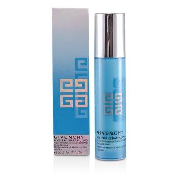 GivenchyHydra Sparkling Mat Luminescence Moisturizing Fluid - Oily Skin 50ml/1.7oz