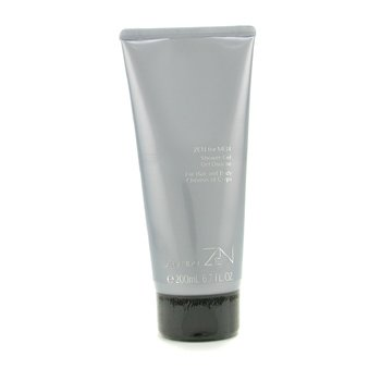 Shiseido Zen For Men Shower Gel For Hair & Body 200ml/6.7oz 11126781403