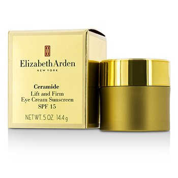 Elizabeth ArdenCeramide Plump Perfect Ultra Lift and Firm Crema de Ojos Reafirmante SPF15 14.4g/0.5oz