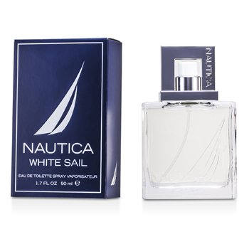 Nautica White Sail Eau De Toilette Spray  50ml/1.7oz
