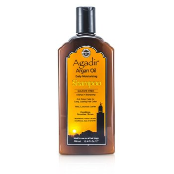 Image of Agadir Argan Oil Daily Moisturizing Shampoo (For All Hair Types) 355ml/12oz