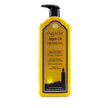 Agadir Argan OilChamp� Hidratante Diario ( Todo tipo de Cabellos) 1000ml/33.8oz