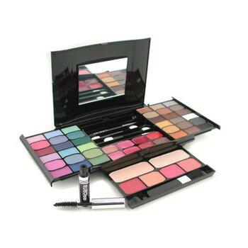 CameleonSet de Maquillaje G2327 (2x Polvos, 36x Sombra de Ojos, 4x Rubor, 1xM�scara, 1xL�piz de Ojos, 8x Brillo de Labios, 4x Aplicadores)